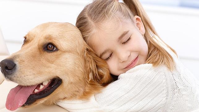 Mascotas tranquilas, ideales para tus hijos.